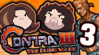 Contra 3: The Climb - PART 3 - Game Grumps