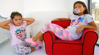 Noisy Sister - Funny Kids Video