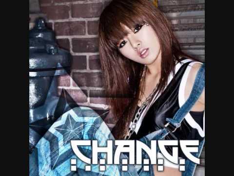 HyunA  - Change (ft. Jung hyung B2st)