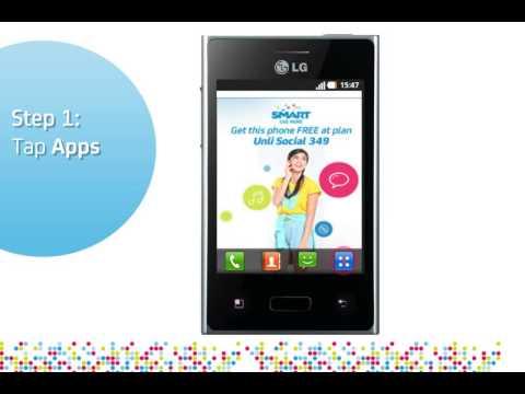 lg optimus l3 apps free