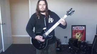 Hatebreed - Something's Off (Guitar Cover)