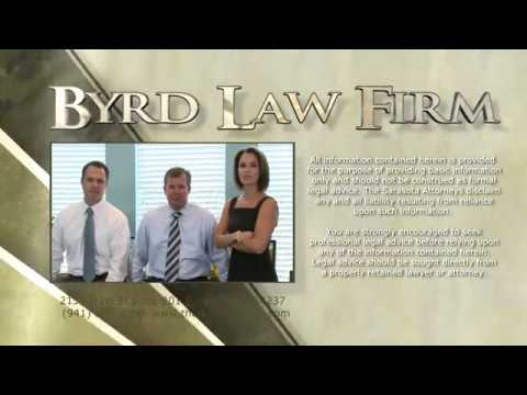 Violations of Probation - Derek Byrd,  Byrd Law Firm Sarasota Florida