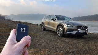 Volvo V60 Cross Country D4 Polestar TEST POV Drive & Walkaround