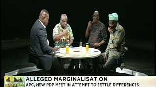Journalists' Hangout 22nd May 2018 | APC , New PDP meet to settle differences