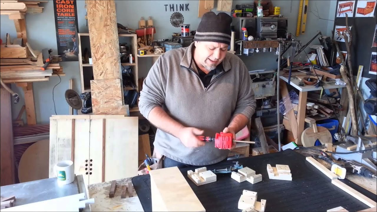 How To Make Wood Corner Clamps Youtube