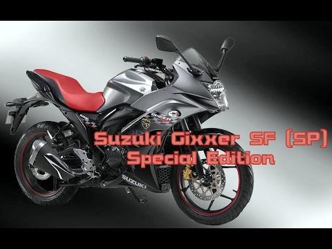 Suzuki GixxerSF (SP)Special Edition Walkaround / MotoShastra