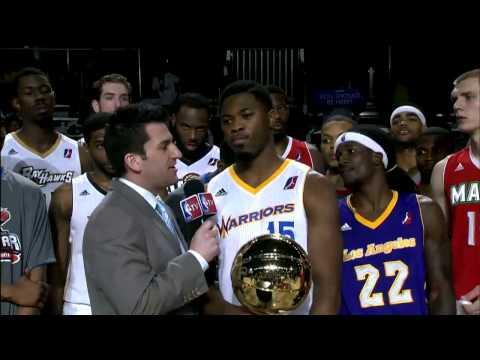 NBA All-Star Weekend 2013: Travis Leslie's MVP Performance