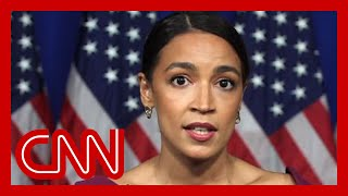 Alexandria-Ocasio Cortez seconds Bernie Sanders' DNC nomination