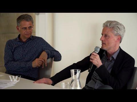 Humor und Nachhaltigkeit – Kabarettist Florian Scheuba zu Gast an der WU Wien