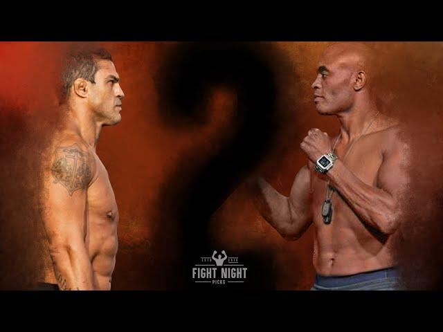 Belfort vs. Silva 2 - Early Stoppage
