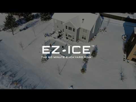 EZ ICE Rinks Across North America (Real Customers)