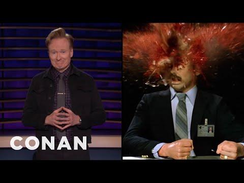 Conan Had A Researcher Fact-Check Trump's SOTU Address