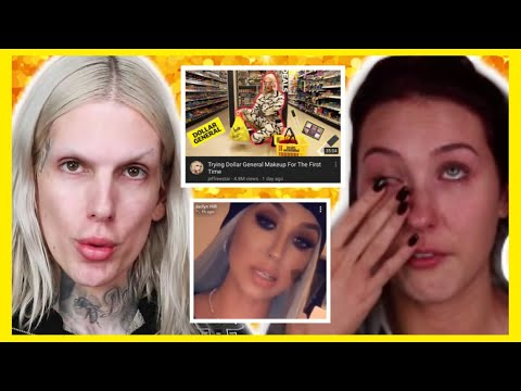Jaclyn Hill CAN'T STOP LYING & Jeffree Star SHADES James Charles!? thumbnail