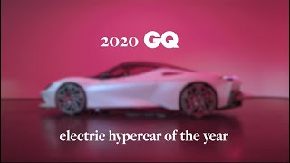 The GQ Electric Hypercar of the Year - The Battista