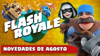 "Clash Royale: Flash Royale, Temporada 2 ""El Naufragio"""