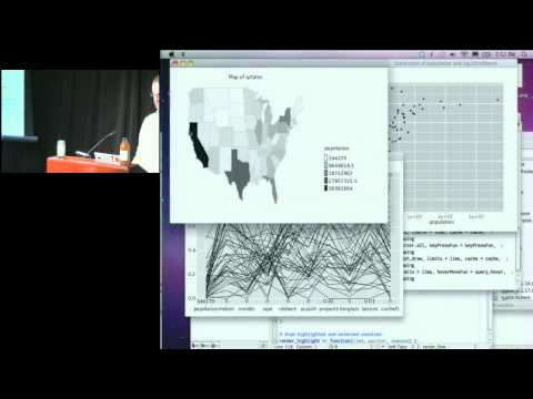 The Future of Interactive Graphics in R - A Joint Visualization and UseR Meetup