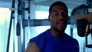 "Vaseline Men ""Gym"" - Commercial feat. Michael Strahan"