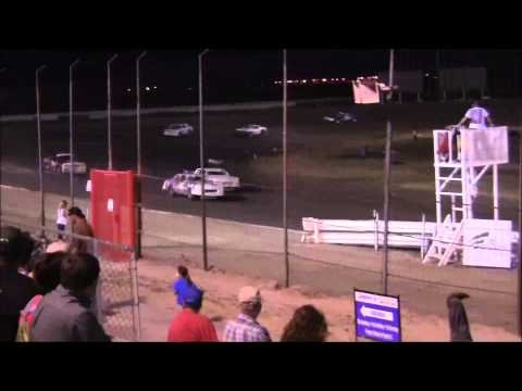 Hobby and Pure at Lubbock Speedway 8-1-14