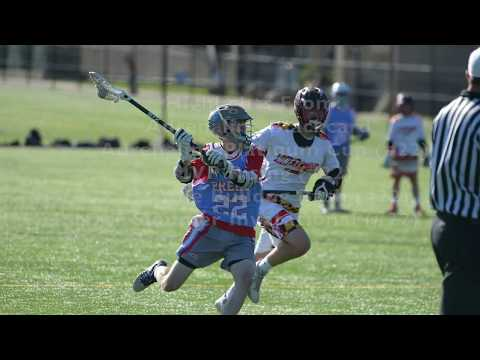 Tim Murray (2020) 2017 Summer Lacrosse Highlights