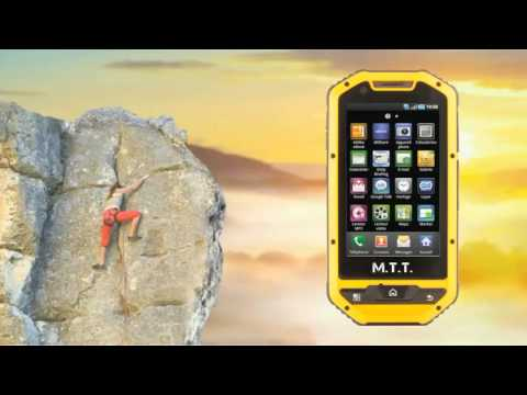 MTT Smart Multimedia   Smartphone étanche Et Résistant