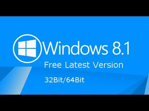 How To Download  Windows 8.1 Free Latest Version