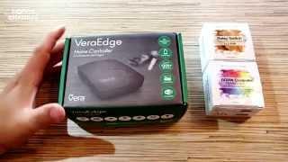 Vera Edge Контроллер умного дома. Мини обзор(Подключись к партнерской сети AIR http://join.air.io/ugeen., 2015-06-28T21:55:45.000Z)