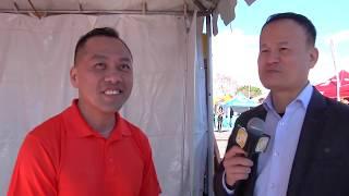 Hội Chợ Tết Sinh Viên 2019 tại Nam California. Reported by Pham Khanh