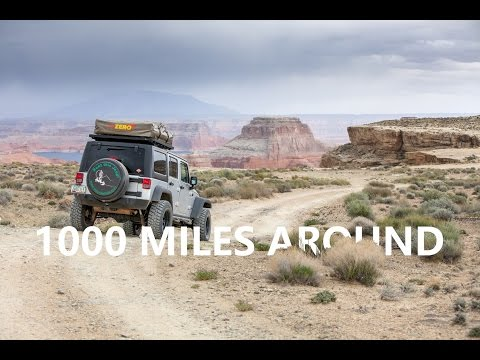 GoPro: 1000 Miles Around Northern Arizona with Sonoran Trails