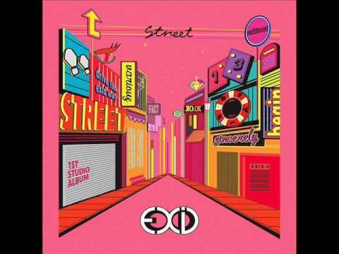 EXID - Hot Pink (Remix) [MP3 Audio]