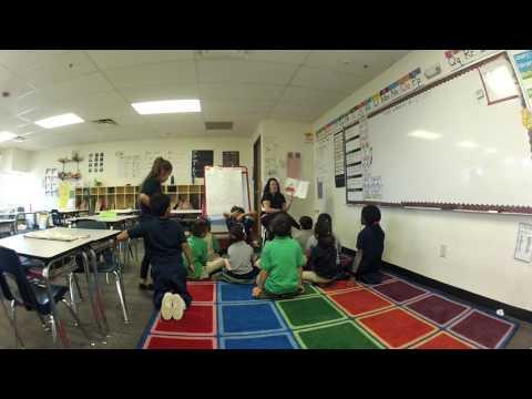ELD Lesson 1st Grade