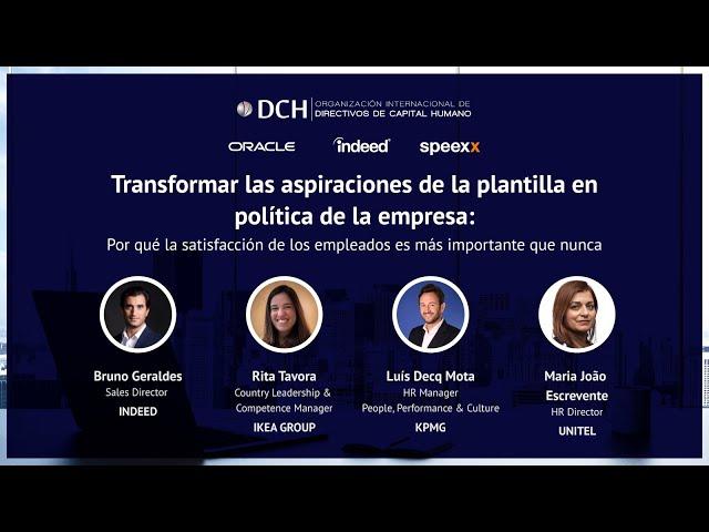 Transformar as aspirações dos colaboradores na política da empresa