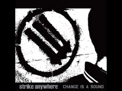 Strike Anywhere - Timebomb Generation