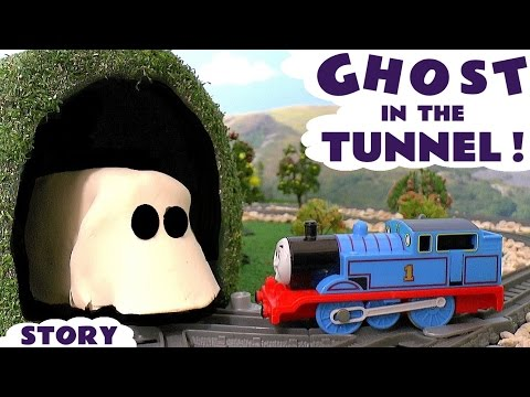 Thomas & Friends Toy Trains Ghost with Play-Doh – Train Toys for kids and children TT4U