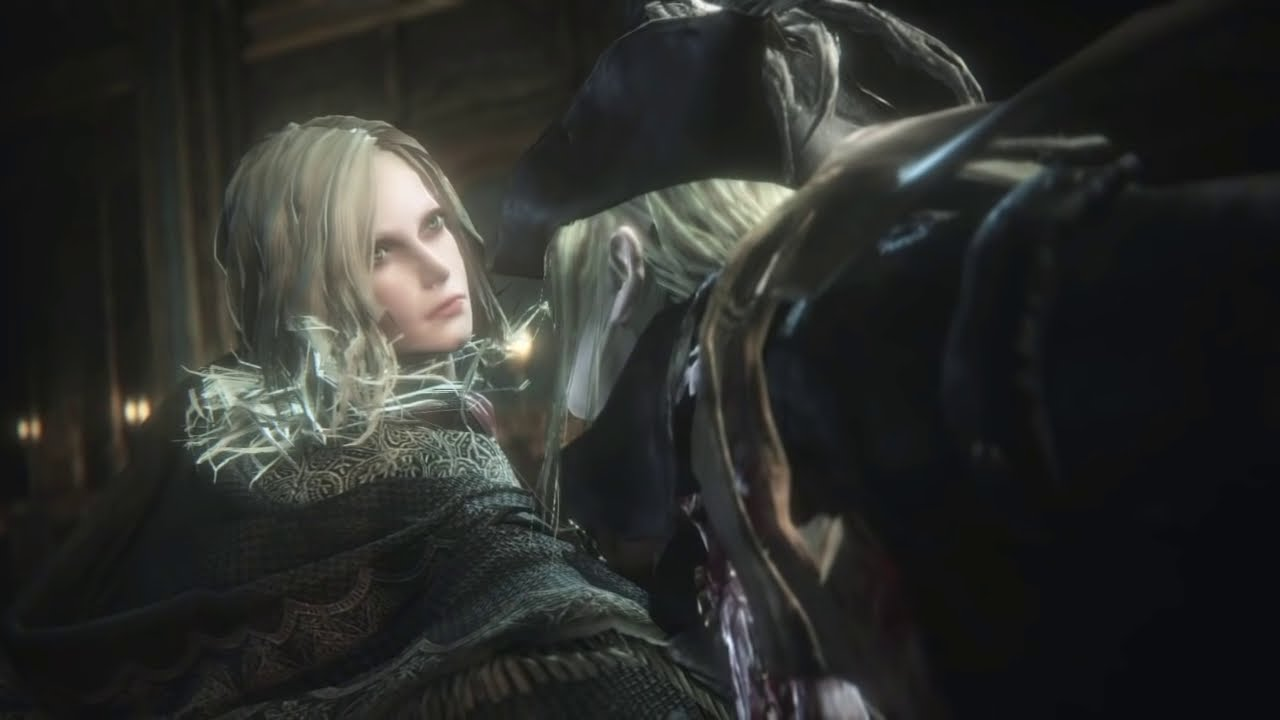 Bloodborne - Hot Female Character - Creation  In Game -1007