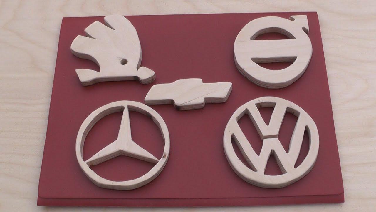 Логотипы машин своими руками