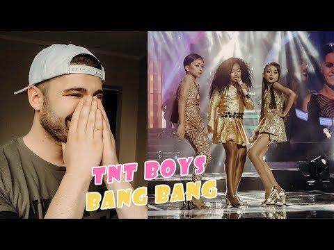 TNT Boys - Bang Bang | Your Face Sounds Familiar Kids 18 | REACTION