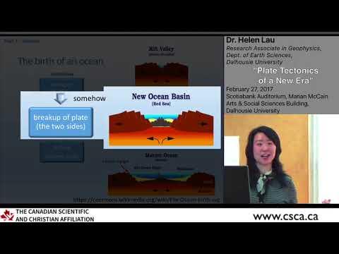Helen Lau: Plate Tectonics of a New Era