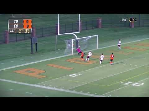 Tusculum University Men's Soccer Game Highlights vs  Emmanuel