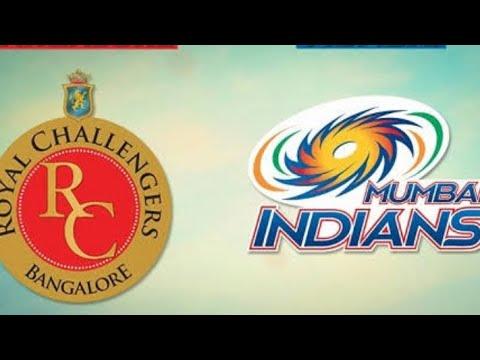 LIVE STREAMING MI VS RCB IPL 2020/ RC20 🔥🔥🔥