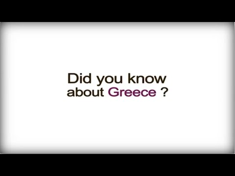 Did you know? - Greece - Greek Business Culture video