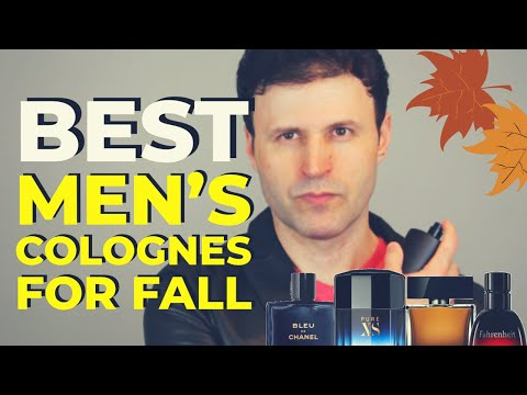 TOP 10 Best Fall Fragrances 2019 | Max Forti