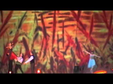 Nanning-China International Folk Songs & Arts Festival Opening Ceremony