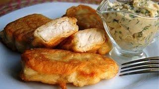 Рыба жареная в кляре. Рыба жареная на сковороде.