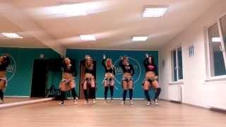Dancehall Choreo by Zara || Aidonia Baby || Wazzup Ladies Wazzup Dance Studio