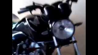 fan 125cc 2013 xenon luz amarela led escap gmoto e cdi cg 150 titan competio alta performance