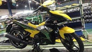 """Tin nhanh 24/7 - LỘ DIỆN hình ảnh Yamaha Exciter 2018 được """"BỐ SUNG"""" màu mới nhiều biker sục sôi."""