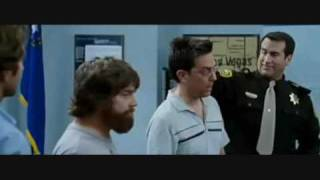 The Hangover- Taser Scene