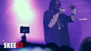 "S(KEE)XSW: Snoop Dogg Premiers ""No Guns Allowed"" ft. Drake & Cori B at LionFest"