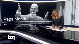 § 3 TG1 storia 1 06 agosto 2018 1978 morte di Papa Paolo VI quaranta anni fa