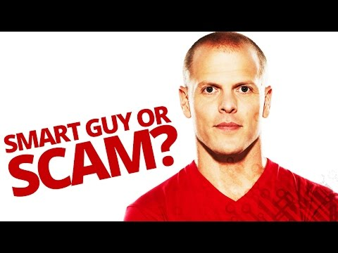 Tim Ferriss: Smart Guy Or Scam?